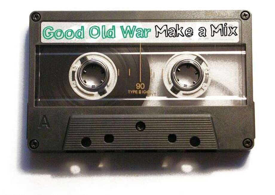 THIS MEANS WAR: Philadelphia's Good Old War made this week's mix featuring some of their favorite artists, friends and songs.