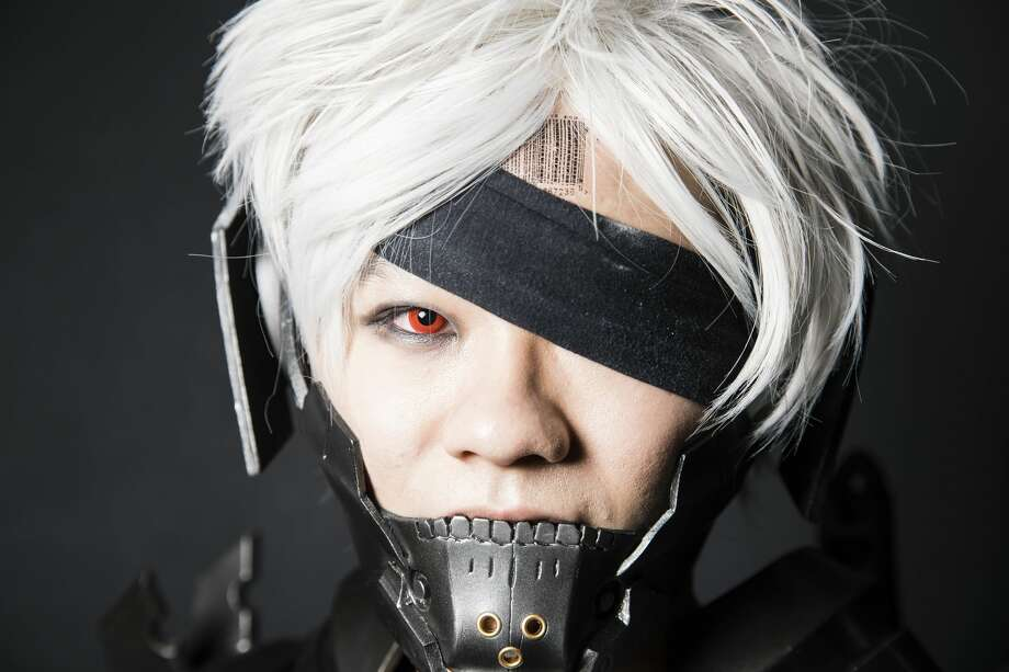 A cosplay participant dresses as Raiden of 'Metal Gear Rising Revengeance' at the 19th Ani-Com and Games Fair 2017 at the Hong Kong Convention and Exhibition Centre on 28 July 2017 in Hong Kong, Hong Kong. The annual fair showcases animation, comics, online games, electronic games and edition collectibles, and runs from 28 July to 1 August 2017 in Hong Kong, Hong Kong (Photo by studioEAST/Getty Images) Photo: StudioEAST/Getty Images