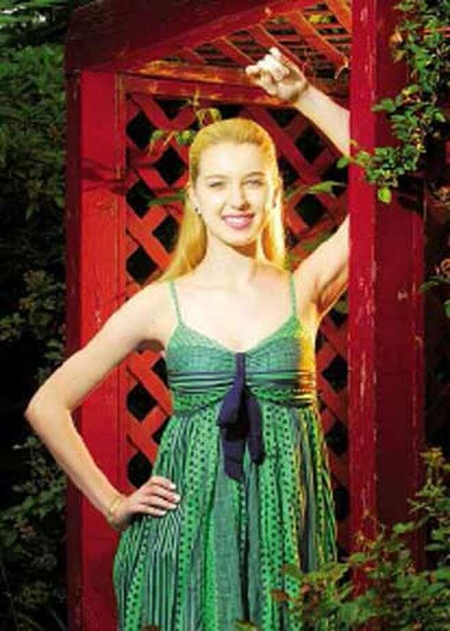 Acacia Courtney of Hamden was recently named Miss Connecticut's Outstanding Teen 2009. (Peter Hvizdak/Register)