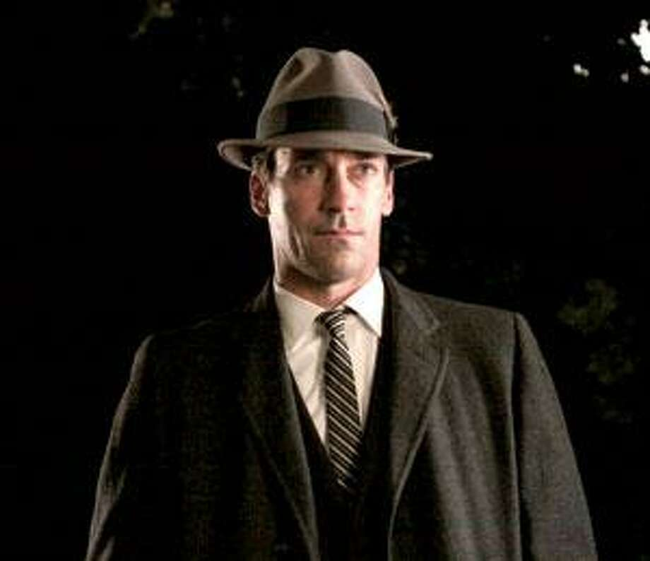 """Jon Hamm stars in """"Mad Men,"""" the Emmy-winning series airing at 10 p.m. Sunday on AMC. This week's episode is directed by Branford native Jennifer Getzinger. (AMC)"""