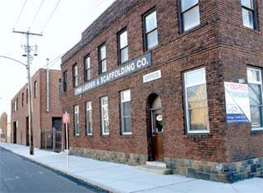 Erwin Hauer and business partner Enrique Rosado are opening a studio and manufacturing space on Chapel Street in the Fair Haven section of New Haven. (Arnold Gold/Register)