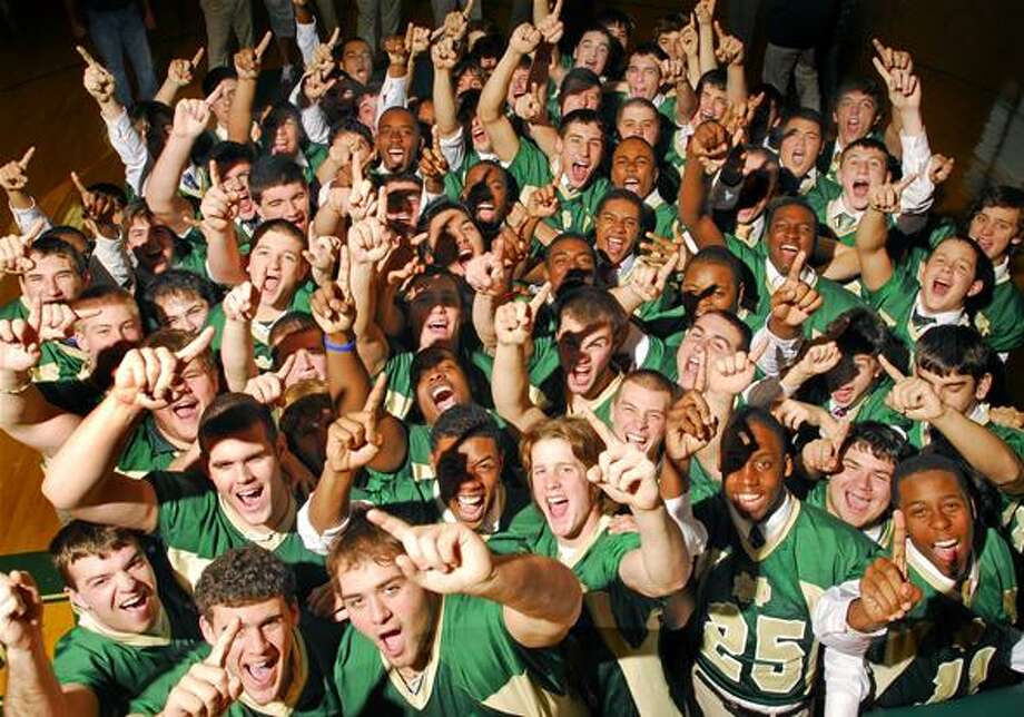 Notre Dame-West Haven was named the top team in Connecticut in the Register's final poll of 2009. Peter Hvizdak/Register Staff