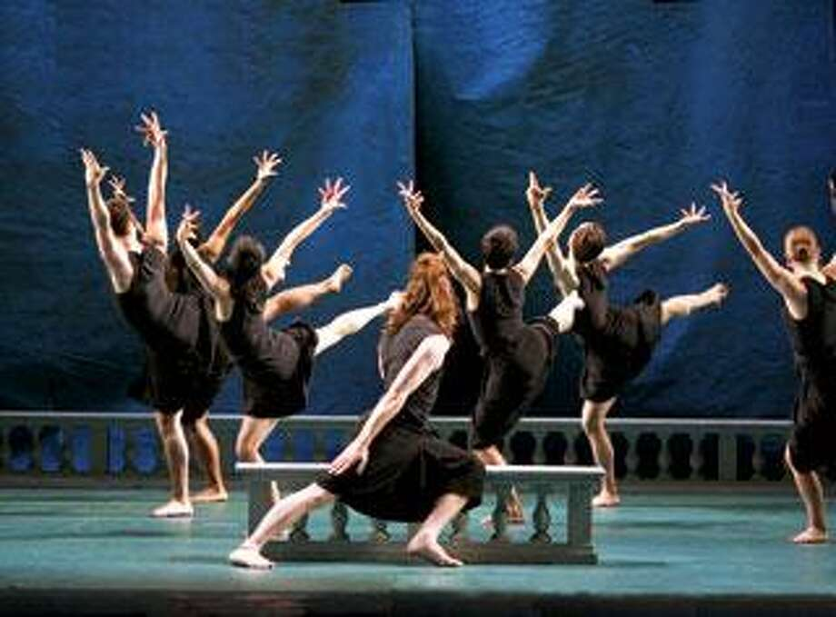 """""""Dido & Aeneas"""" as only Mark Morris Dance can do it."""