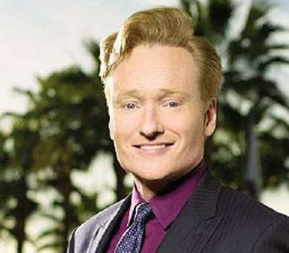 Conan O'Brien becomes part of the Steve Allen, Jack Paar, Johnny Carson and Jay Leno legacy tonight. (NBC)