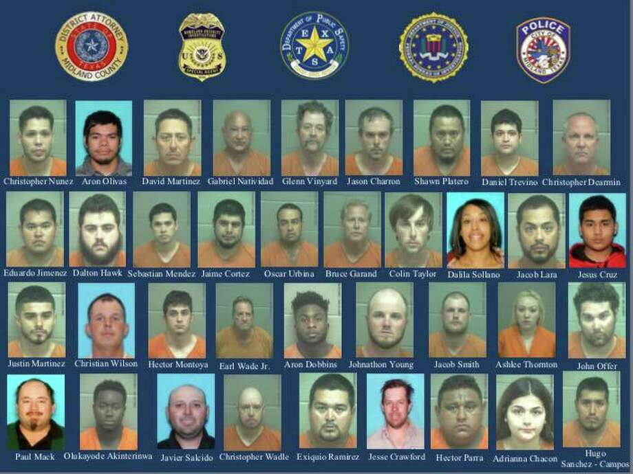 Human trafficking, solicitation operation results in 34 arrests