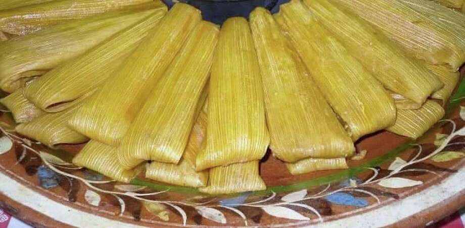 Tamales from Téllez Tamales & Barbacoa. Photo: Courtesy Brenda Téllez