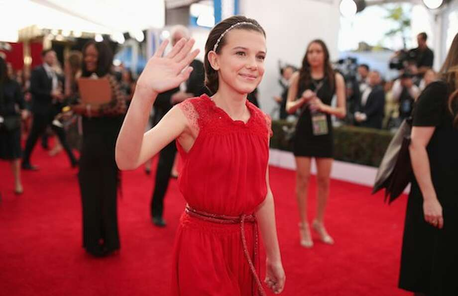 """Millie Bobby Brown, who plays Eleven on Netflix's """"Stranger Things,"""" is only 13-years-old, but she has already committed to activist work."""