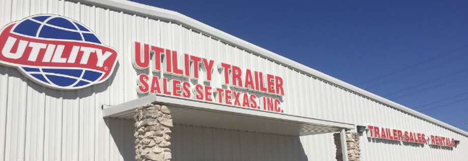 Utility Trailers Photo: Courtesy