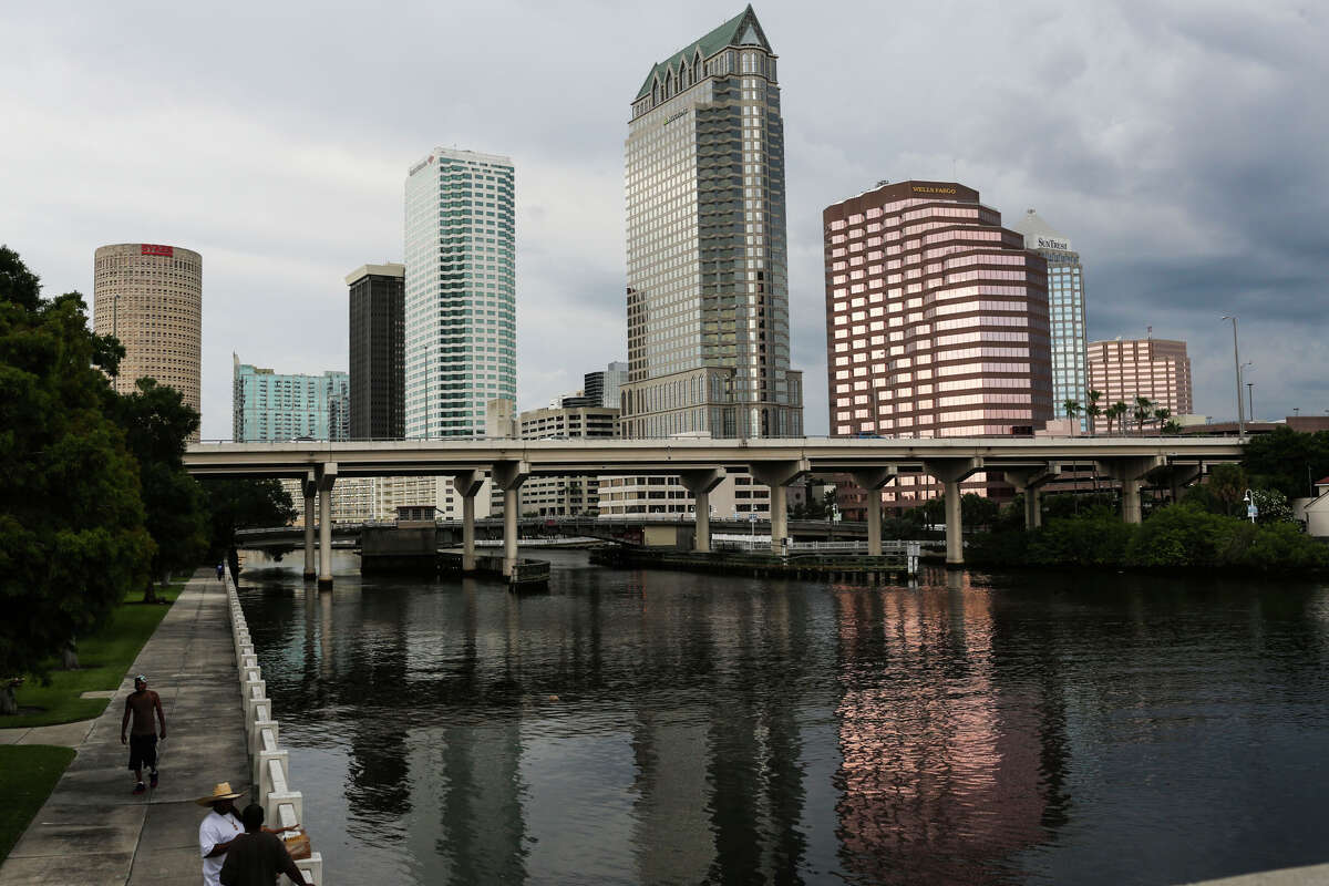 The most diverse large cities in America 20. Tampa, Florida