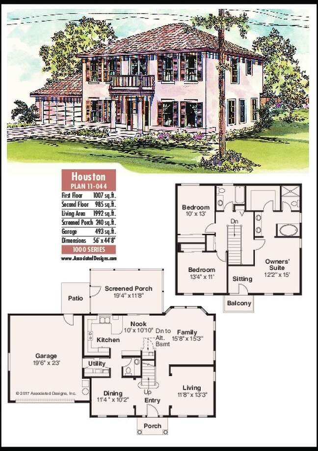 House Plans The Houston Times Union