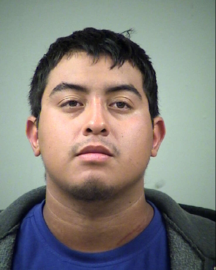 Michael Paul Reyes, 21, faces a charge of murder. He remains in the Bexar County Jail on a $100,00 bond. Phillip Munoz was previously arrested on a murder charge, according to court records. Photo: Bexar County Jail