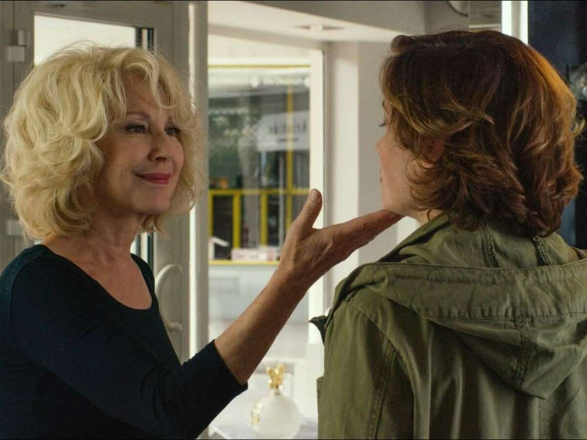 Emmanuelle Devos, right, stars as the mother of a hit-and-run victim who becomes determined to avenge herself on the driver of the car (played by Nathalie Baye, left) in