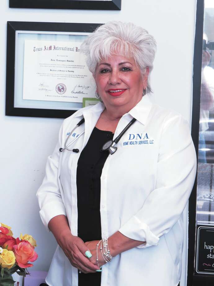 Dora Sanchez: Leading the home health industry Photo: Courtesy