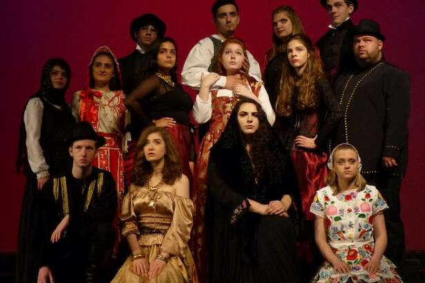 """""""Hungarian Nights,"""" a neo-Gothic musical, will be performed in Norwalk on Friday and Saturday, Aug. 4 and 5. The international cast features Hungary's Liget youth dance ensemble, from Budapest, as well as cast from the Crystal Theatre of Norwalk."""