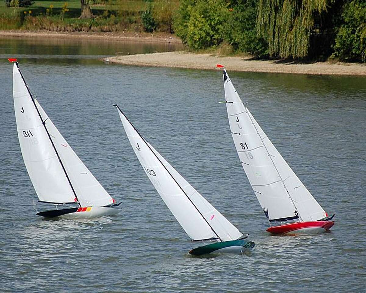 Model yacht regattas come to Mystic Seaport Saturday and Sunday, Aug. 5 and 6.