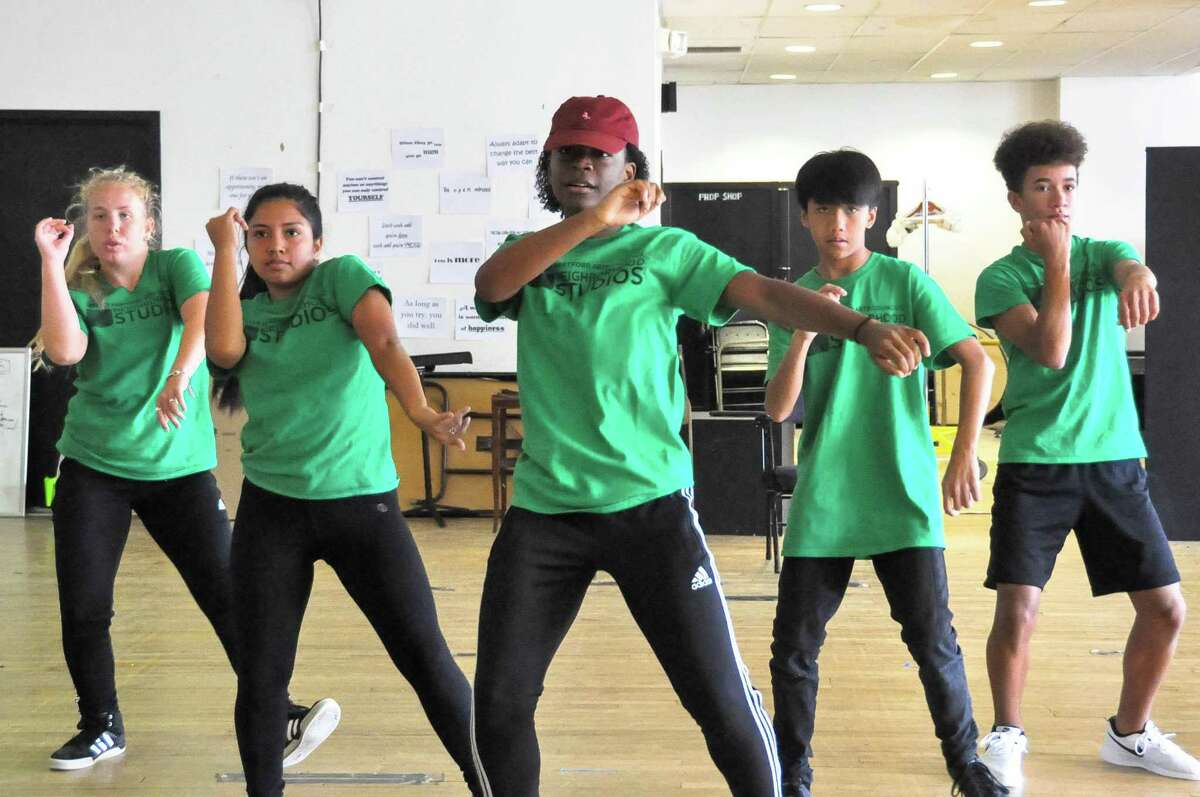 The teen cast of Breakdancing Shakespeare will perform a modern, hip-hop telling of Shakespeare's