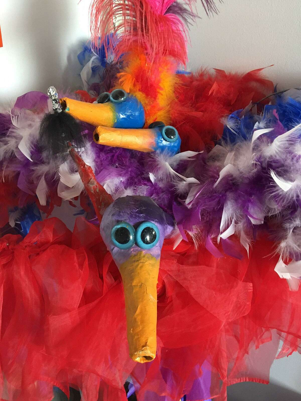 The 2017 Puppet Parade, part of the SoNo Arts Festival in Norwalk on Aug. 5 and 6, will feature all new puppets, including those above.