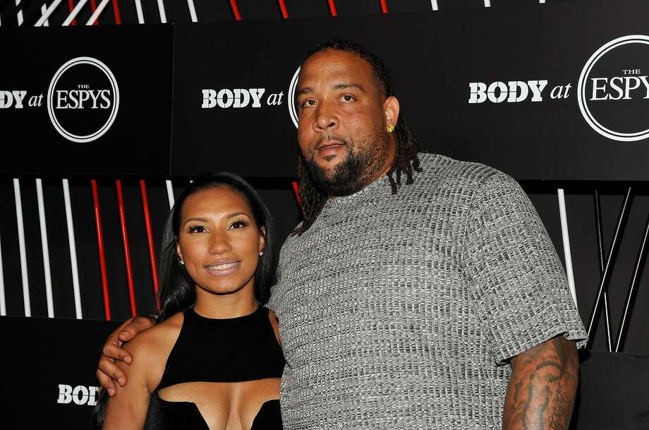 HOLLYWOOD, CA - JULY 11:  Dominique Penn (L) and NFL player Donald Penn at BODY at ESPYS at Avalon on July 11, 2017 in Hollywood, California.  (Photo by John Sciulli/Getty Images for ESPN) Photo: John Sciulli, Getty Images For ESPN