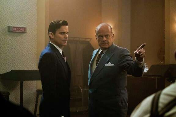 "Matt Bomer, who hails from the Texas city of Spring, entrances as Hollywood golden-boy producer Monroe Stahr and Kelsey Grammer is his roaring boss, studio chieftain Pat Brady in the period drama ""The Last Tycoon"" from Amazon Prime."
