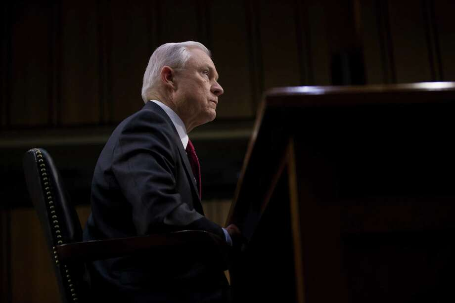 President Trump's public humiliations of Attorney General Jeff Sessions reveal deep character flaws in the president — and have political implications. Photo: ERIC THAYER /NYT / NYTNS
