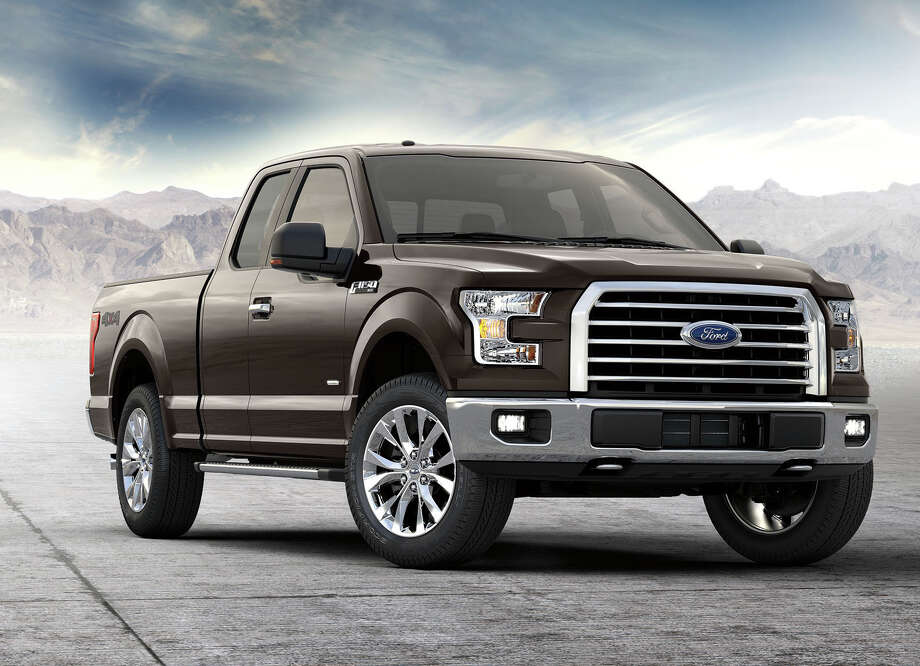 2017 Ford F 150 Gets More Powerful V6 10 Speed Auto Houston Chronicle