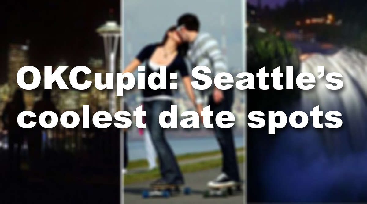 OKCupid and Foursquare surveyed members of the dating site to find out what their favorite Seattle date spots are. Check out what they came up with.