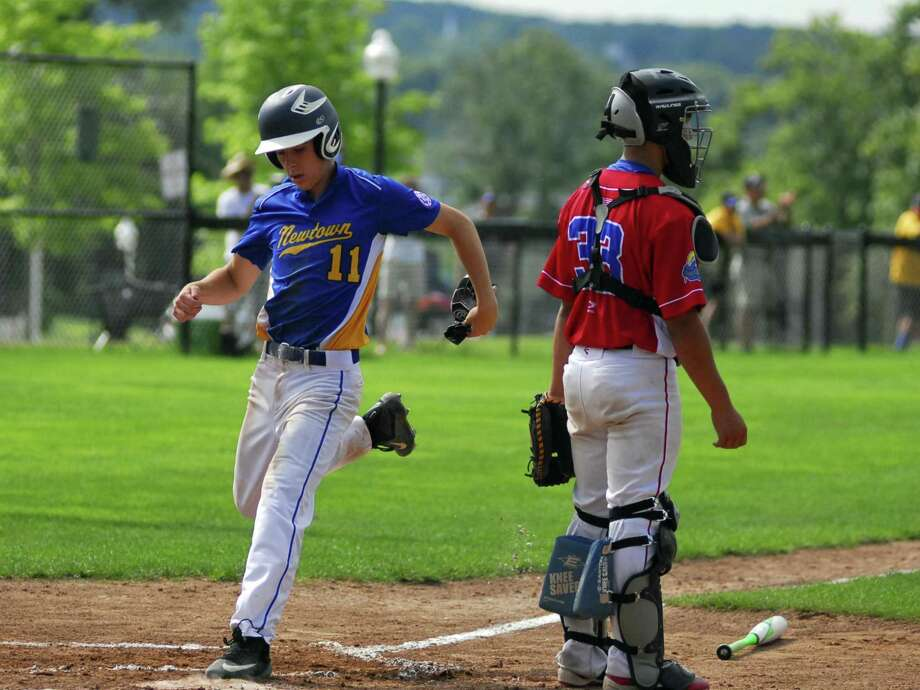 Newtown punches ticket to 15U Babe Ruth World Series - NewsTimes