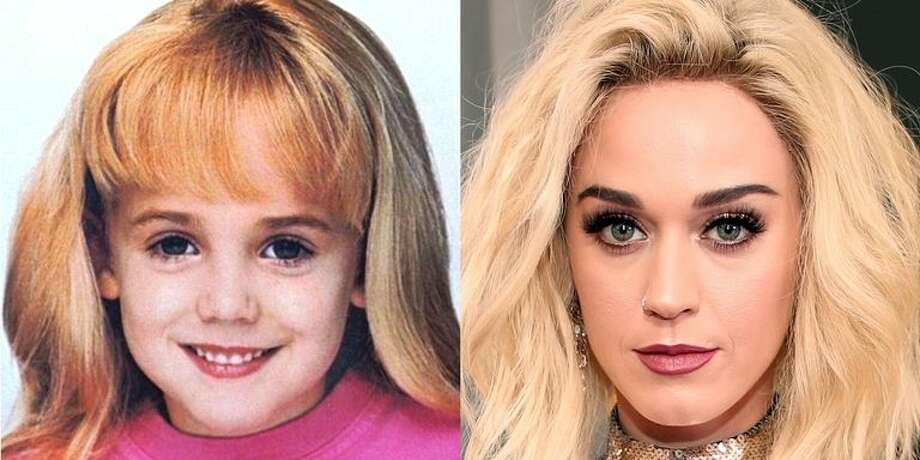 Is Katy Perry really JonBenét Ramsey? Is Solange really Beyoncé's daughter? Here, a look back at the craziest conspiracies of all time.