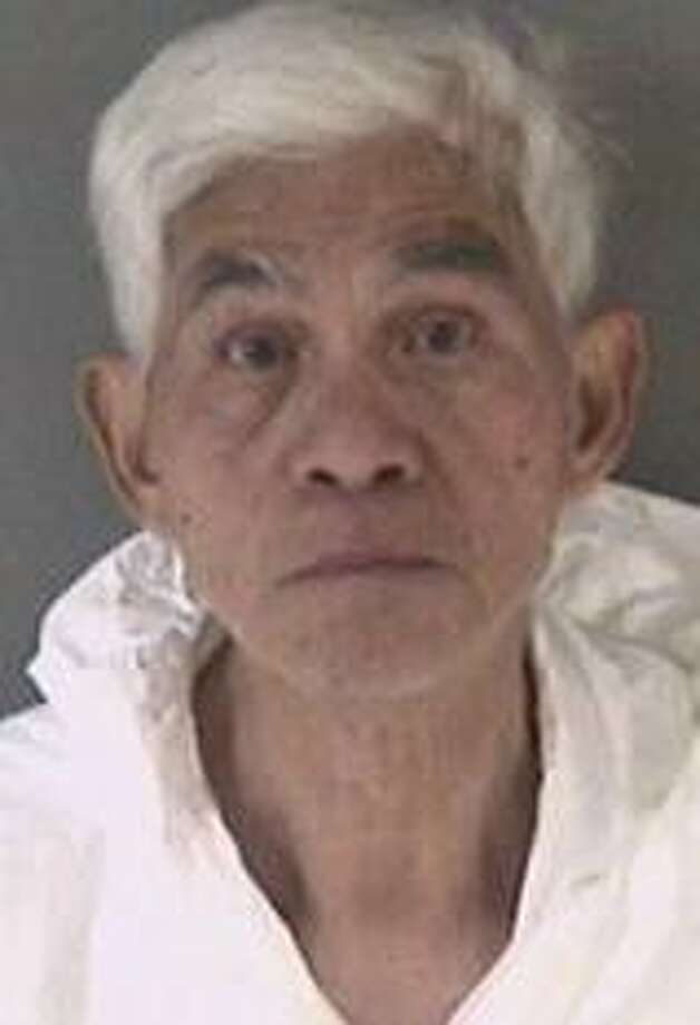 Cheuk Li was held by bystanders who wit nessed an assault, police said. Photo: Fremont Police Department