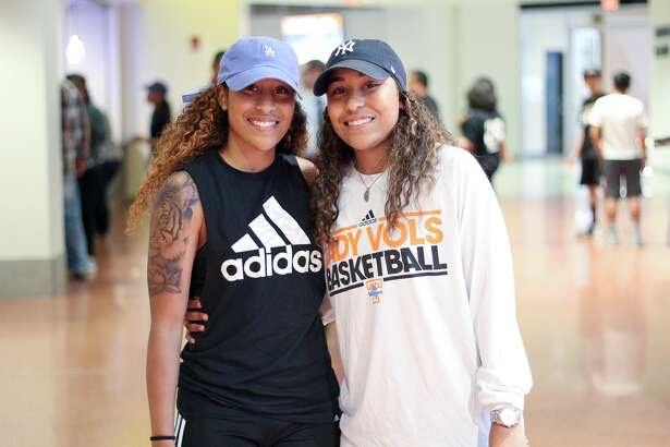 Fans came out to support the San Antonio Stars Friday July 28, 2017 as they faced the Los Angeles Sparks.