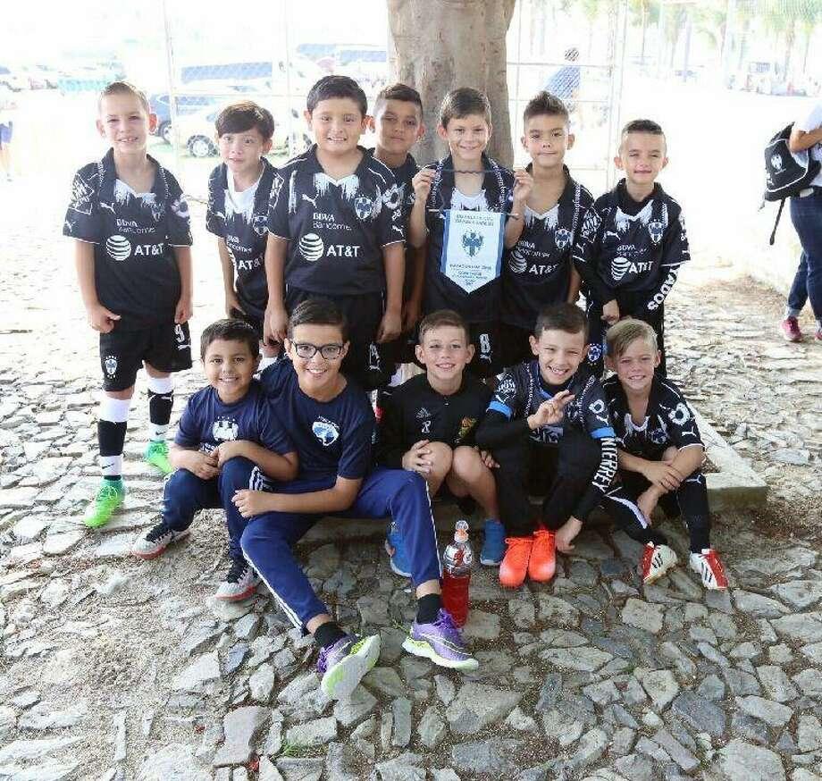 The Laredo Rayados placed third at the Copa Chivas tournament this past week in Guadalajara, Jalisco. Photo: Courtesy Photo