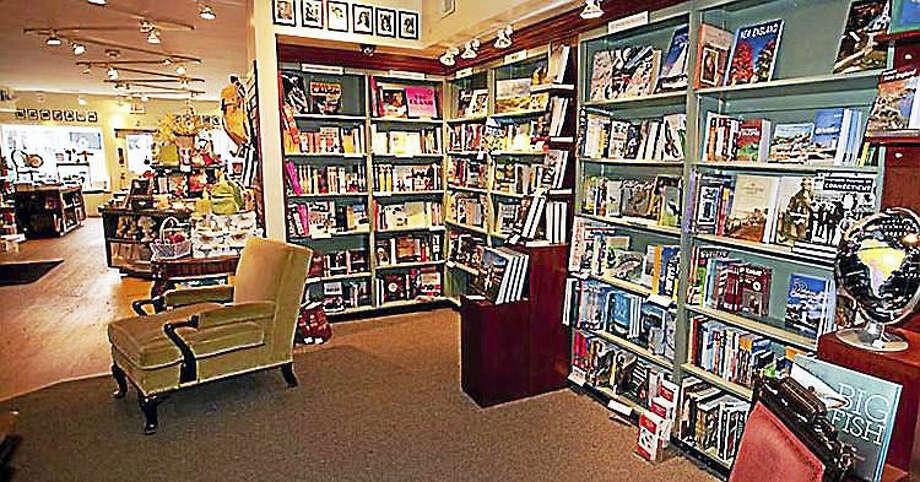 R.J. Julia Booksellers. (Photo via Connecticut Magazine) Photo: Digital First Media