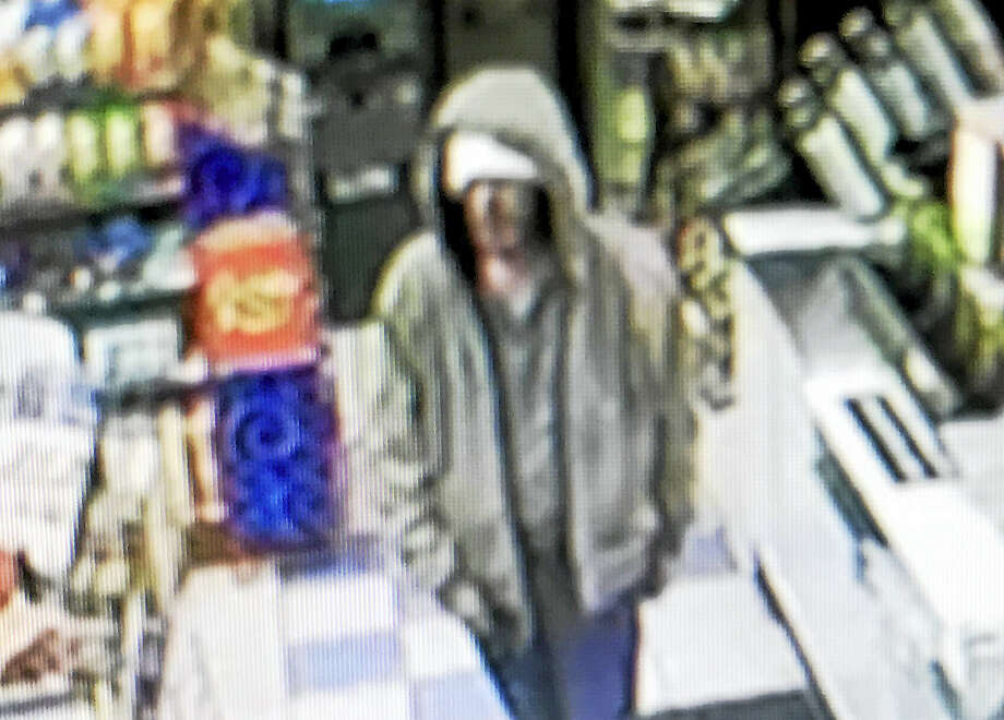 Police are looking for help identifying a suspect who robbed Jo Jo's Food Mart-Valero at 1309 Route 1 in Westbrook on Tuesday evening. Photo: Courtesy Of Connecticut State Police