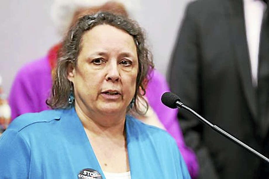 Robin McHaelen, executive director of True Colors Photo: Christine Stuart — CT News Junkie