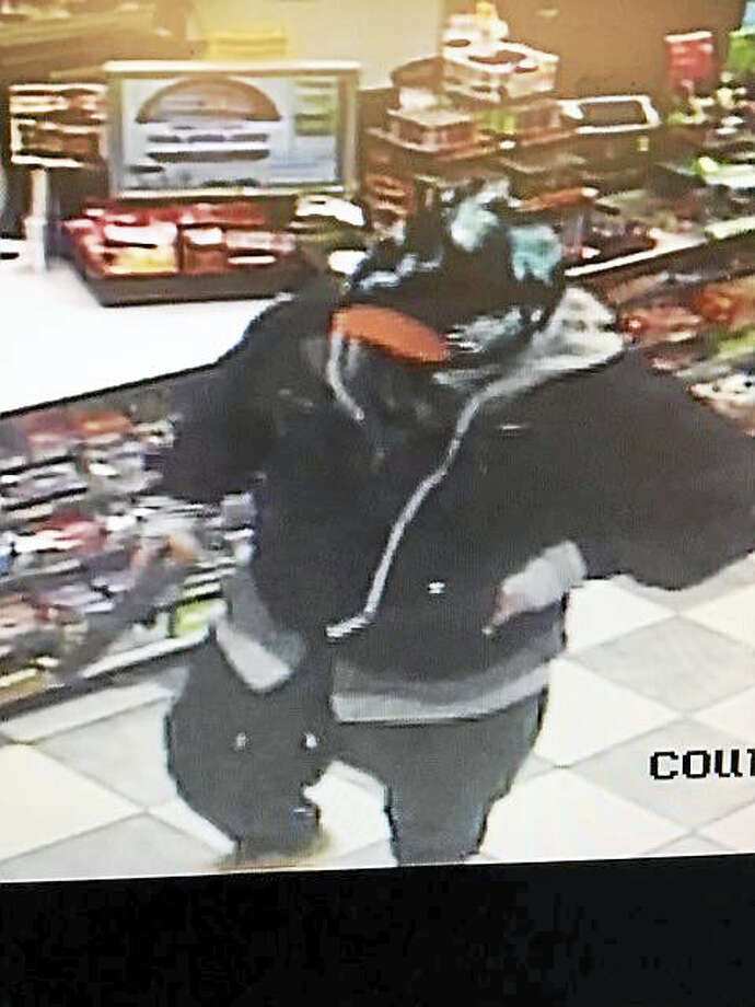Suspect in store robbery Photo: Courtesy Of Connecticut State Police