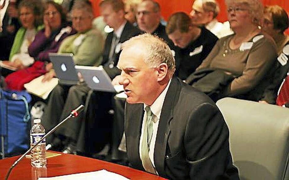 Attorney General George Jepsen Photo: Ctnewsjunkie File Photo