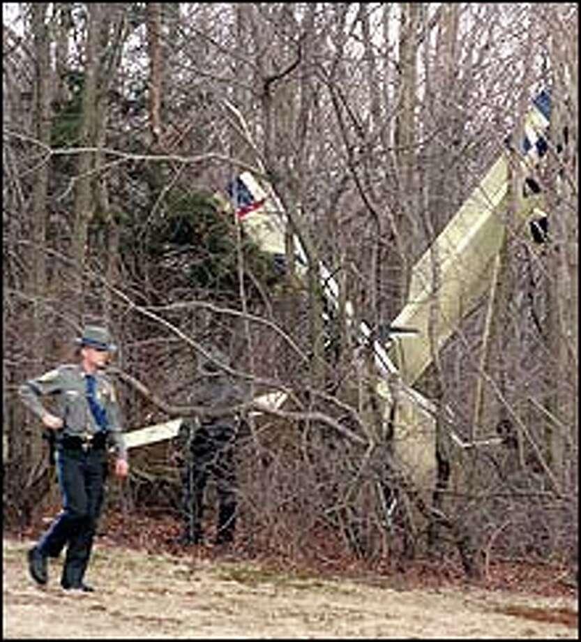 Mongillo Plane Crash 3/26/00