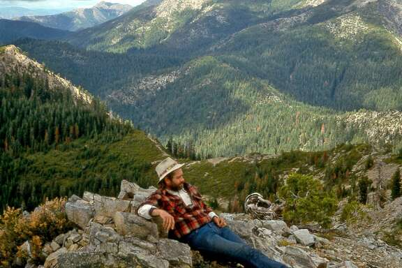 "Jeffrey Patty, known as ""Foonski"" found the ""power of place"" on top of remote, obscure mountains, such as Jedediah Peak"