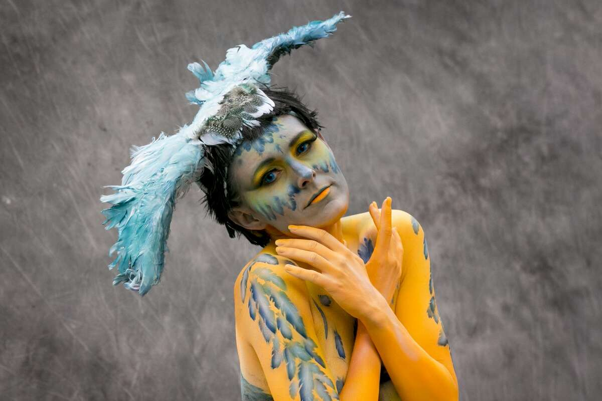 The 20th annual World Bodypainting Festival is taking place this weekend in Austria. Click through the images to see the models, artists and their amazing work at this year's event. Warning: Images may contain nudity.