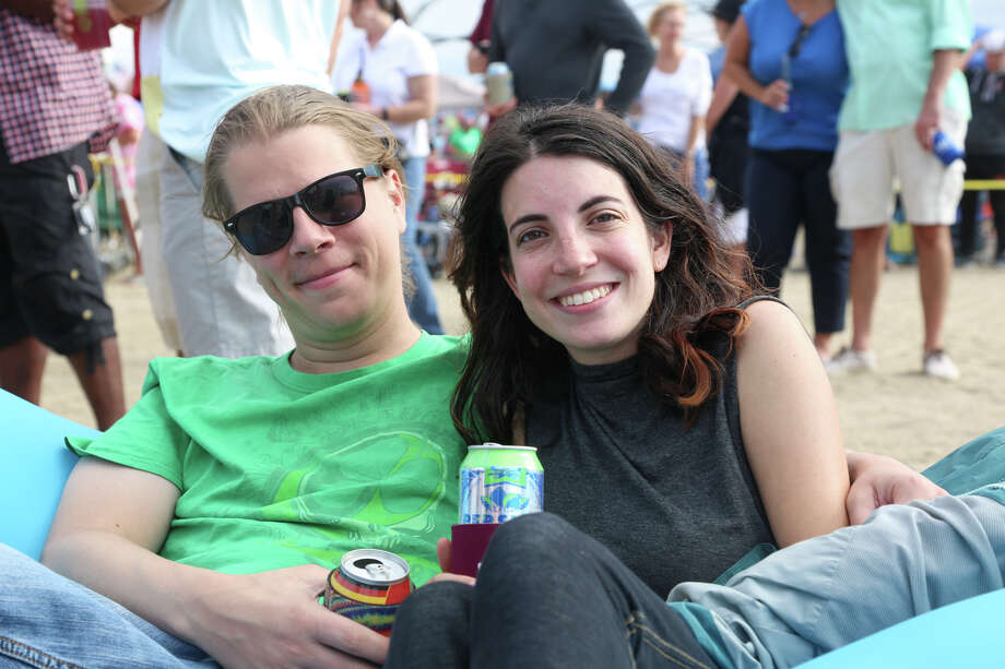 Stratford's annual Blues on the Beach party was held on Short Beach onJuly 29, 2017. Beach goers enjoyed live music, dancing, food andfamily-friendly activities. Were you SEEN? Photo: Francesca Andre