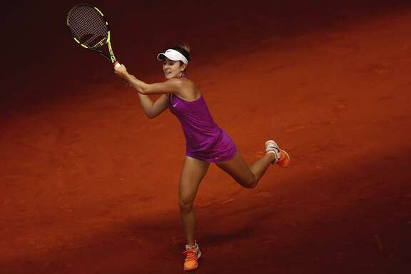 Coming off strong showings in recent majors, Atherton's CiCi Bellis will be a main draw at Stanford this week.