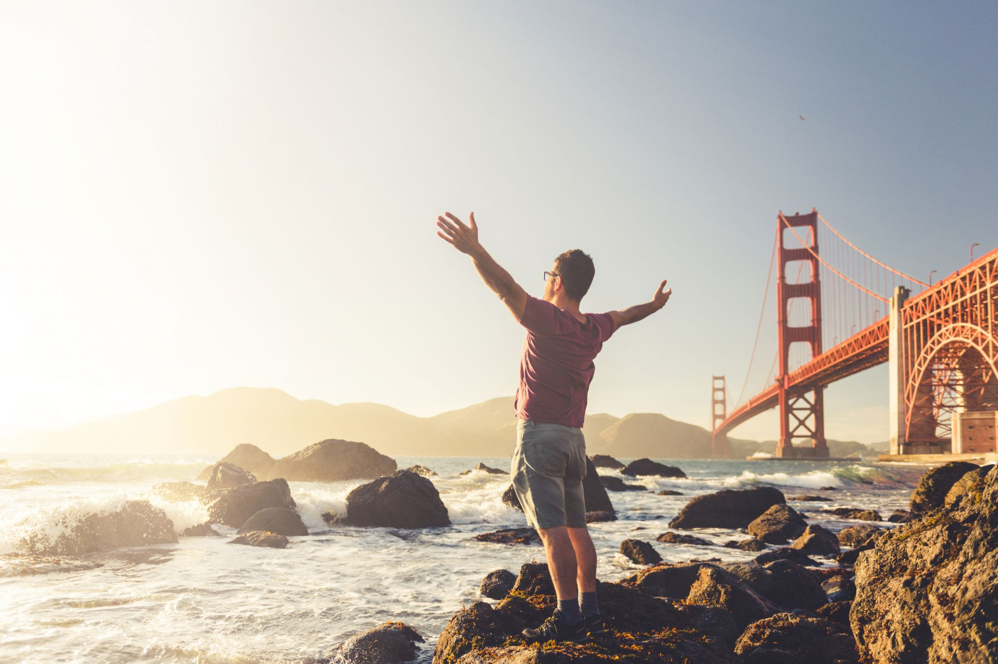 Itinerary: One day in SF. What do you do to show visitors the real city?