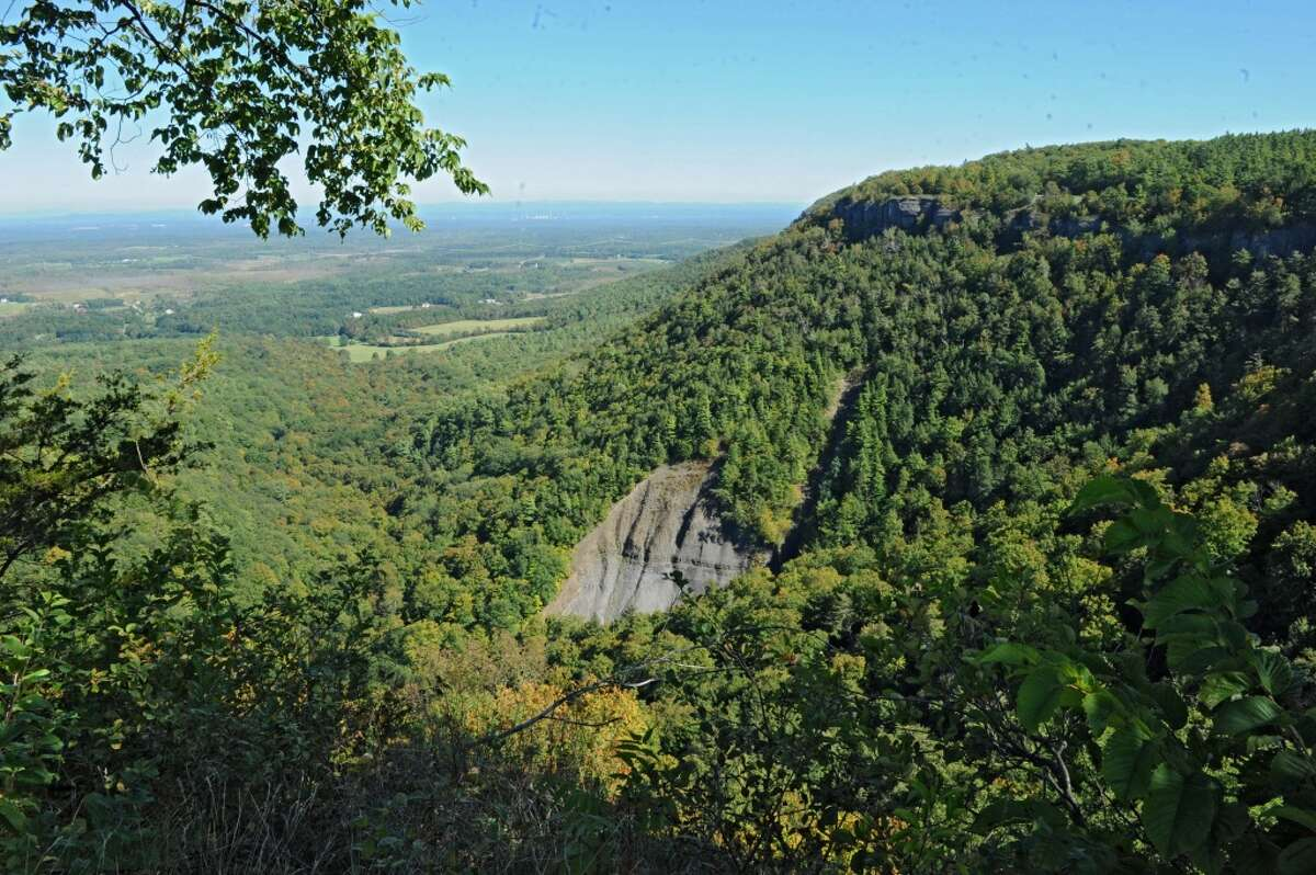 Best picnic grounds or camp grounds: John Boyd Thacher Park, Voorheesville.