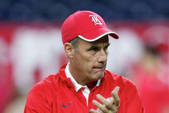 Katy head coach Gary Joseph  is now president of the Texas High School Coaches Association.