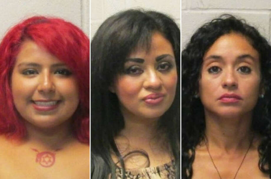 Nine women are charged with prostitution after the Harlingen Police Department's Organized Crime Unite conducted a large scale sex trade sting from July 28 to July 29. Photo: Harlingen Police Department