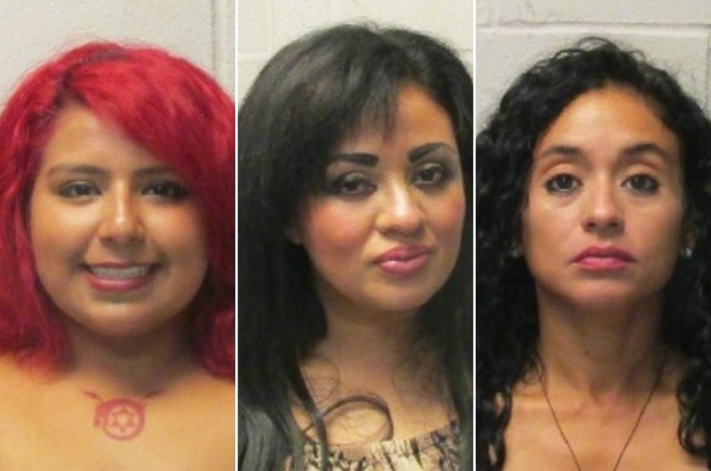 Harlingen Police Arrest 9 In Prostitution Bust In Near