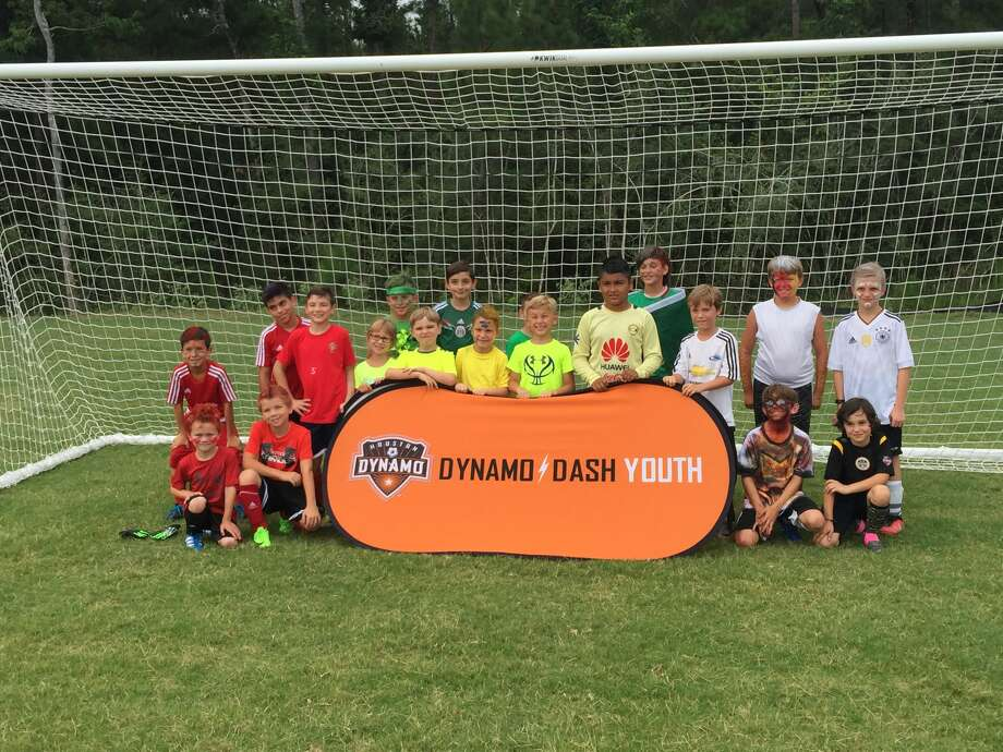 Woodforest community adds soccer complex - Houston Chronicle