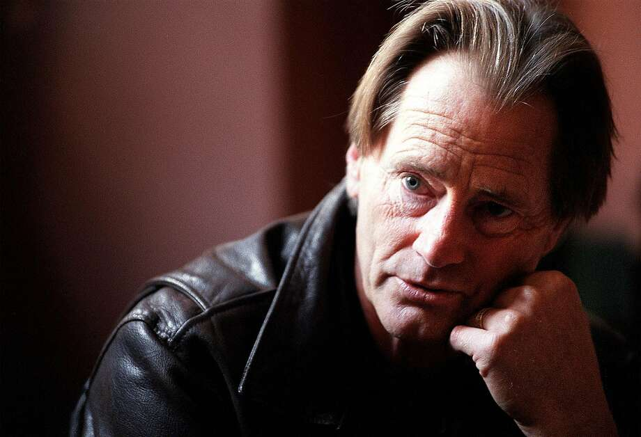 Sam Shepard, playwright and director of 'The Late Henry Moss,' is photographed during an interview in San Francisco on Nov. 10, 2000. Shepard treads familiar ground in his latest three-act, three-hour production, scheduled to open Nov. 14, in which two estranged brothers confront their family's violent past after the death of their father.  Photo: JAKUB MOSUR, AP