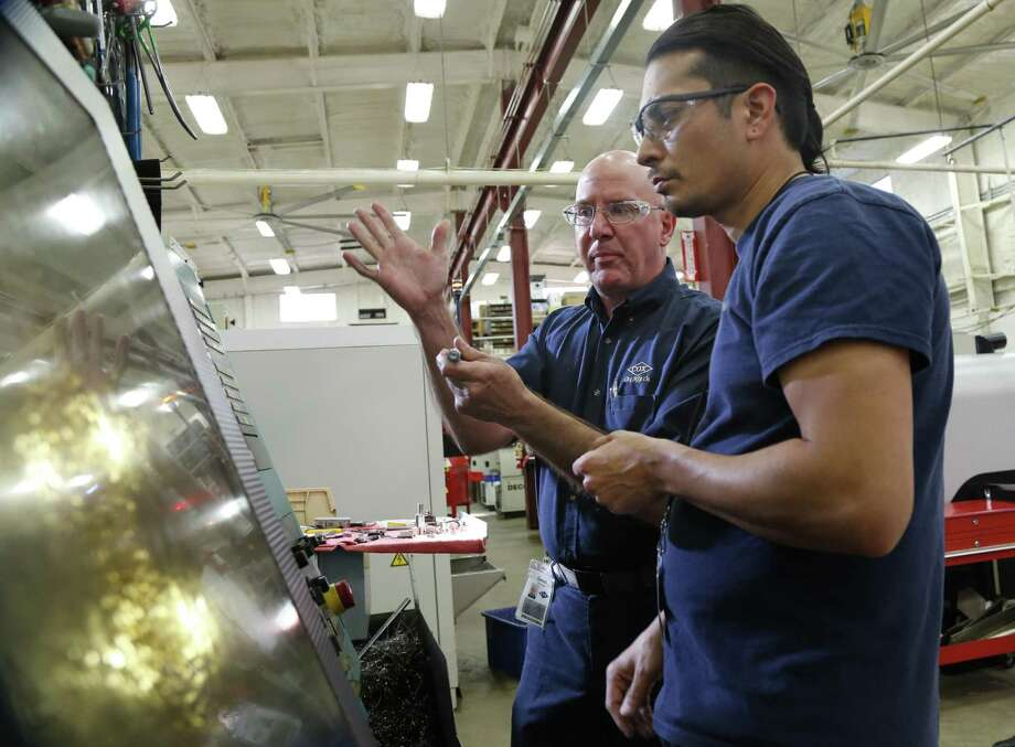Texas manufacturers said business was up in July, but many are still waiting for pro-business moves from the Trump administration. Photo: Ron Cortes /Ronald Cortes / Freelance