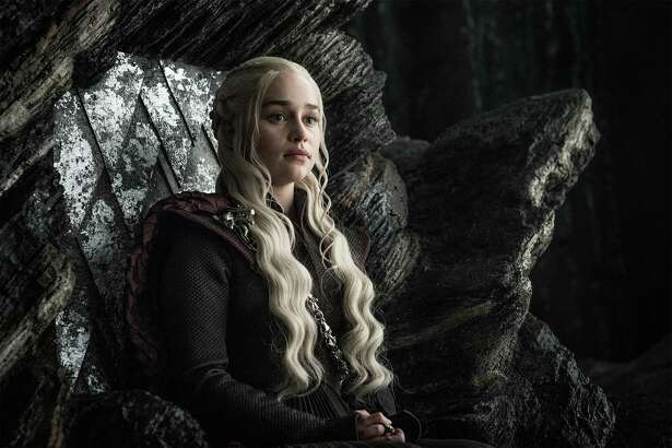 Emilia Clarke, Game of Thrones | Photo Credits: Helen Sloan/courtesy of HBO